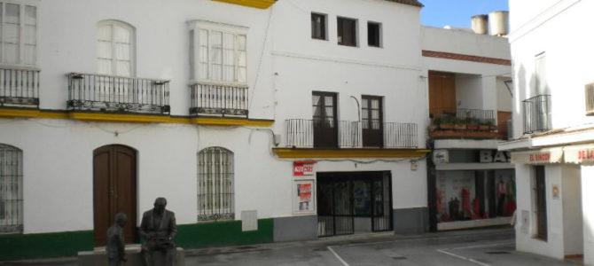Piso en centro histórico – Plaza España –