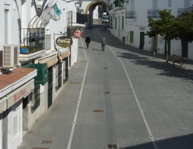 Piso en centro histórico – Plaza España 2 –